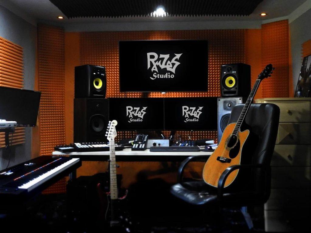 Ramzes Studio - Front