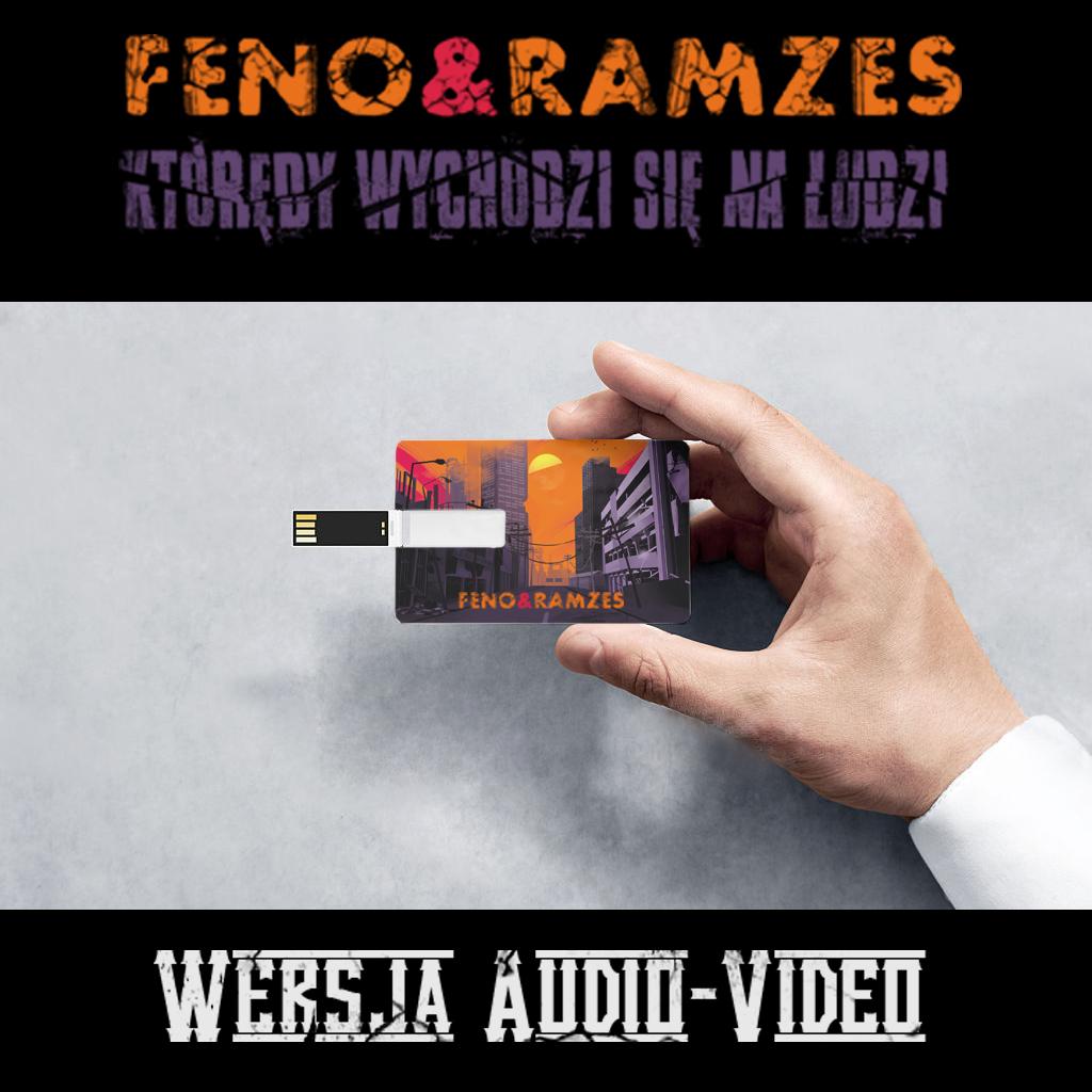 Cyfrowa wersja płyty Audio - Video na pendrive